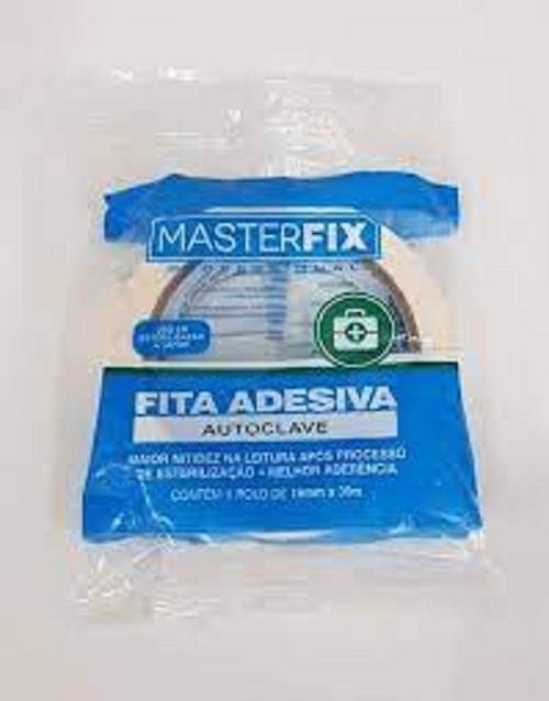 Fita Adesiva Autoclave Masterfix 19mmx30m