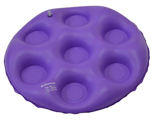 Forração assento caixa de ovo redonda - Bioflorence