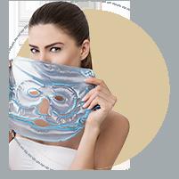 Máscara facial térmica Beauty Termogel