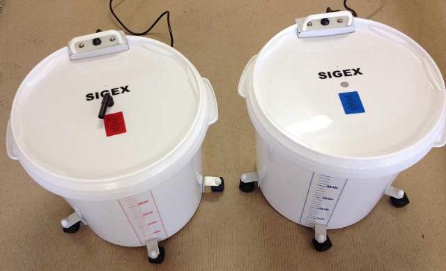 Misturador de Químico PROmix 2000 - Sigex