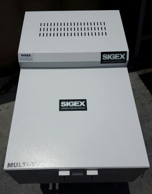 Processadora de filmes de raio-x Multi - V - Sigex - Uso Médico