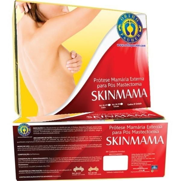Protese Mamária Externa Skinmama Ortho Pauher - Sg 420
