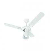 Ventilador de Teto Arge Arlux Branco com Pás Branca 130w - 127v