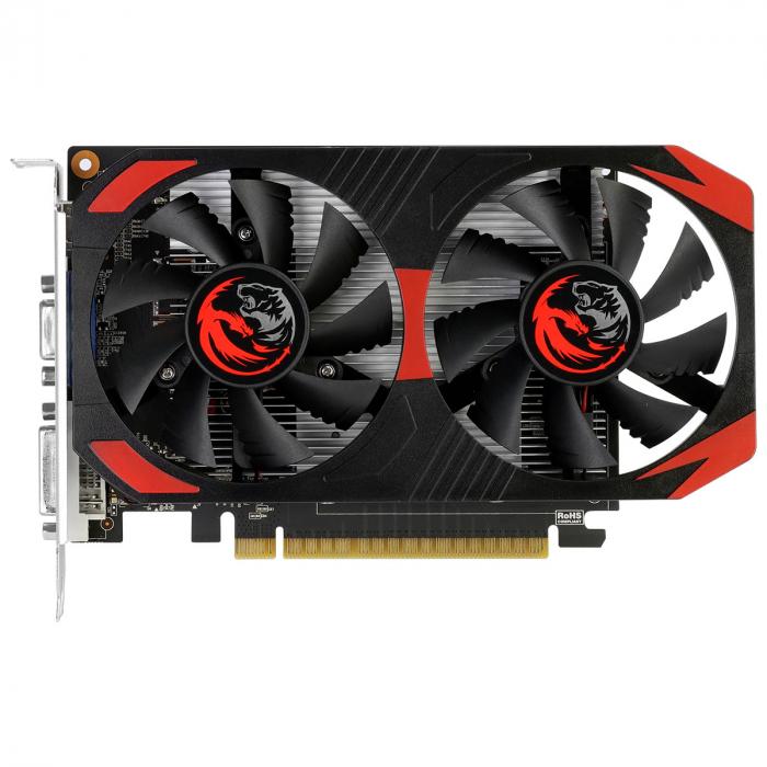 Placa de Video NVIDIA GeForce GTX 750 TI 2GB, GDDR5 128 BITS DUAL FAN - Pcyes