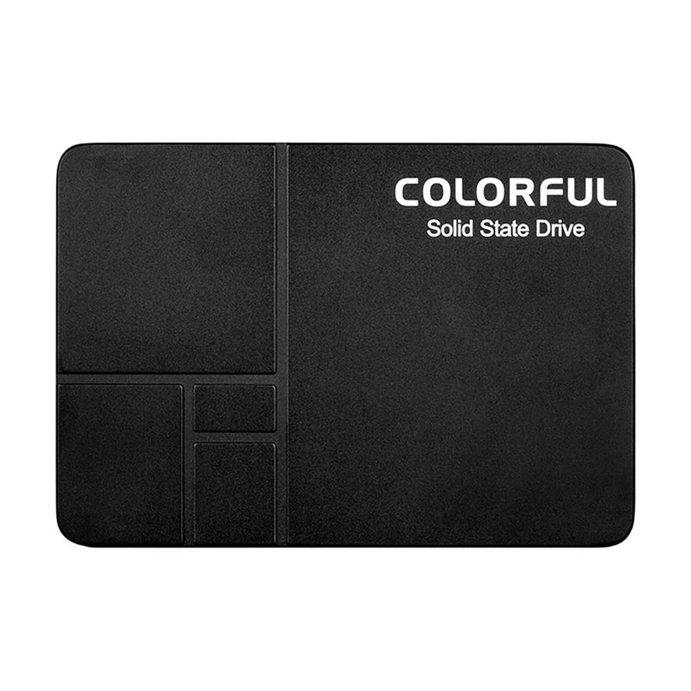 SSD 120GB SATA III, Leitura 500MBs, Gravação 430MBs Colorful