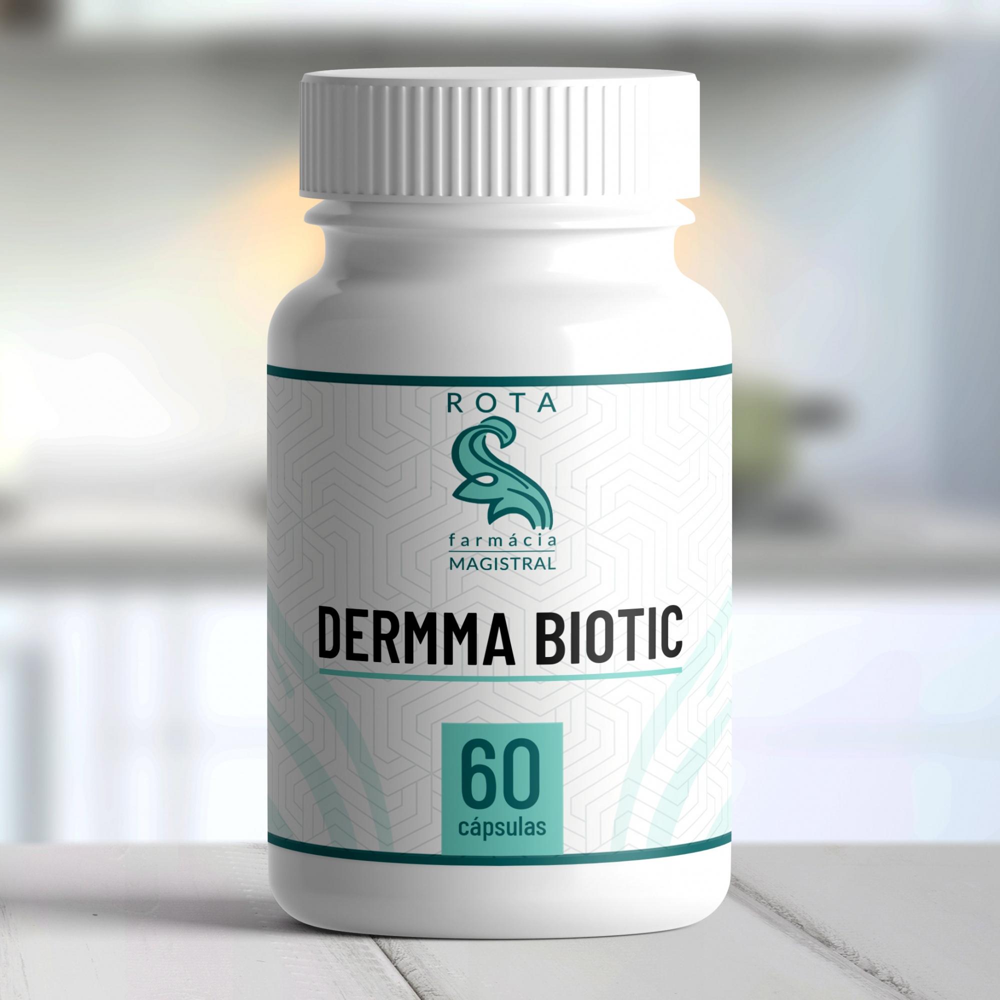 DERMMA Biotic ® 60 cápsulas