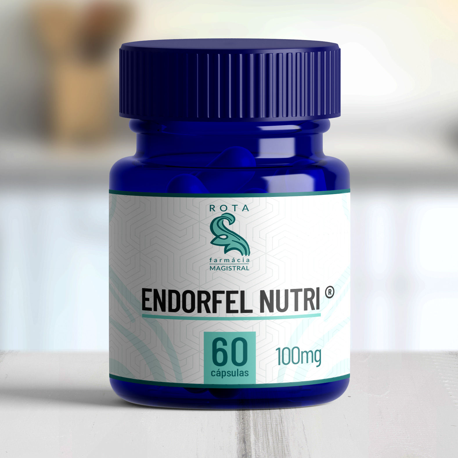 Endorfeel Nutri ® 100mg 60 cápsulas