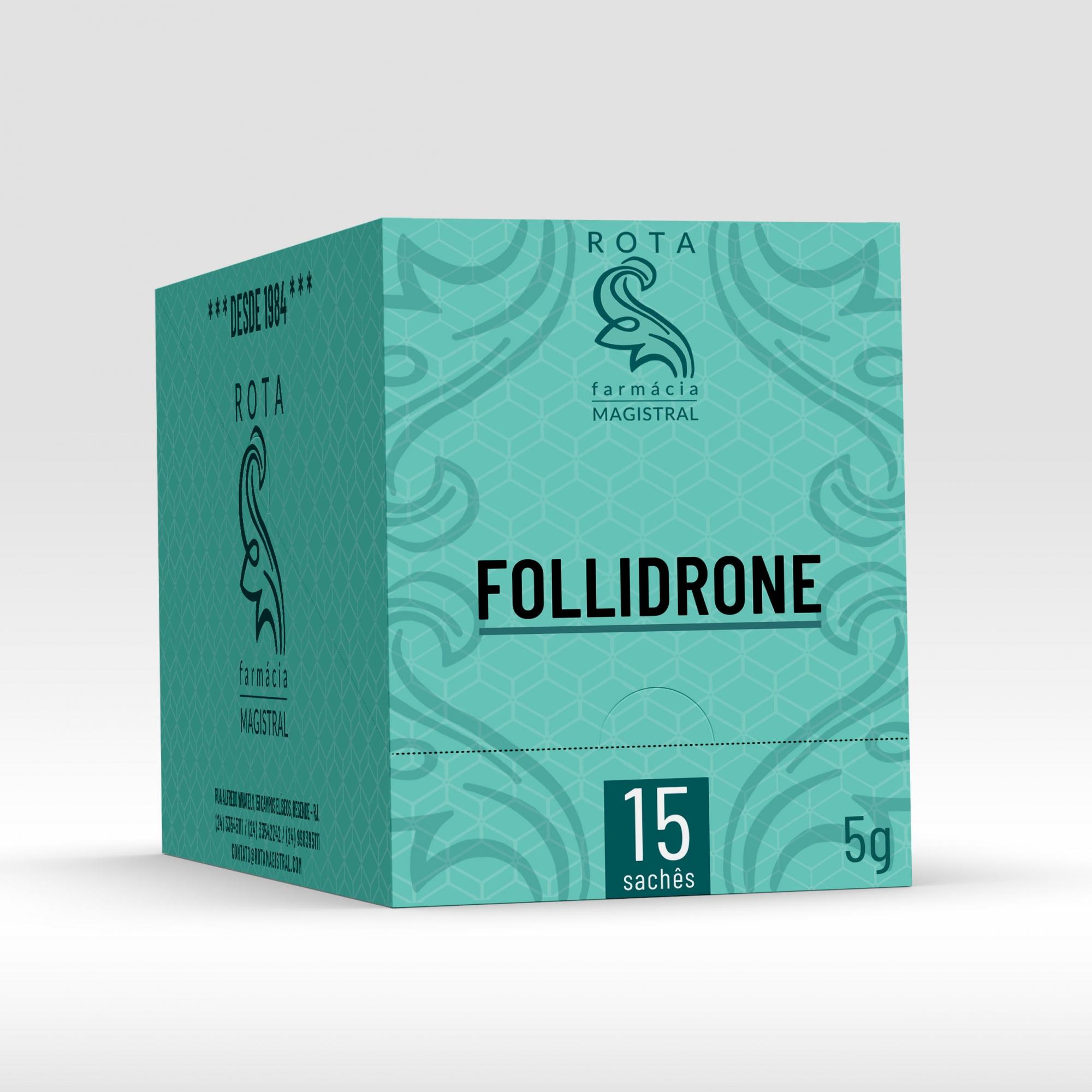 Follidrone 5g 15 sachês