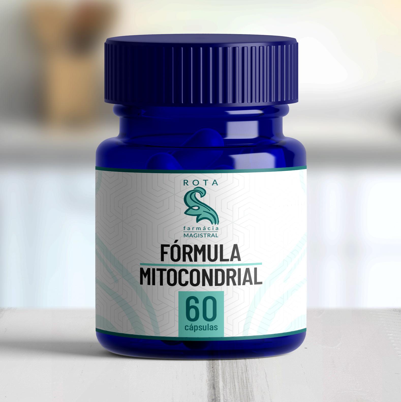 Fórmula Mitocondrial 60 cápsulas