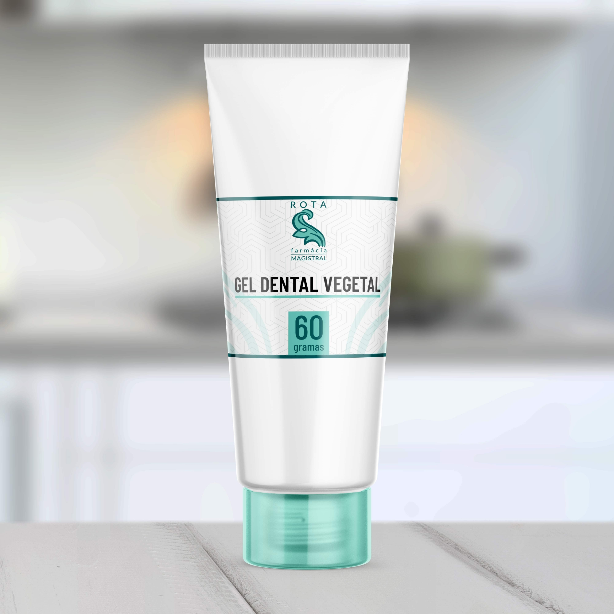 Gel Dental Vegetal 60g