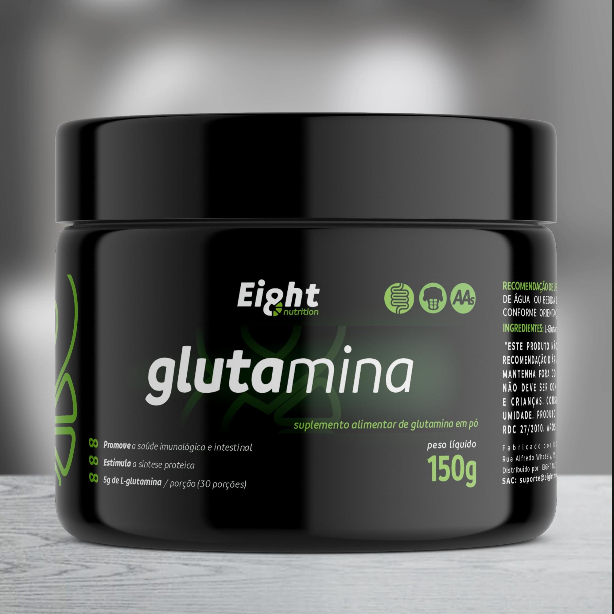 Glutamina 150g (Eight Nutrition)