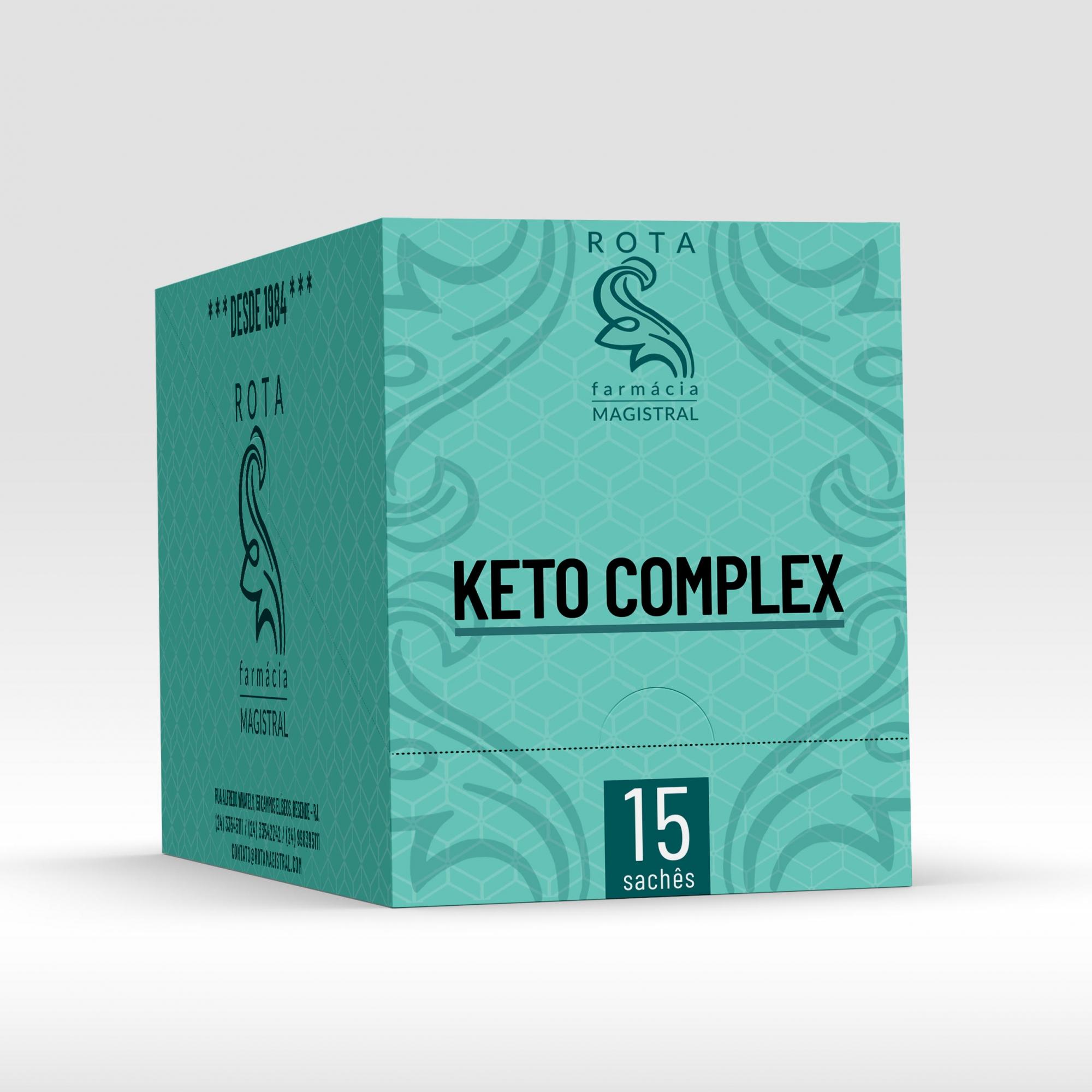 Keto Complex 15 sachês