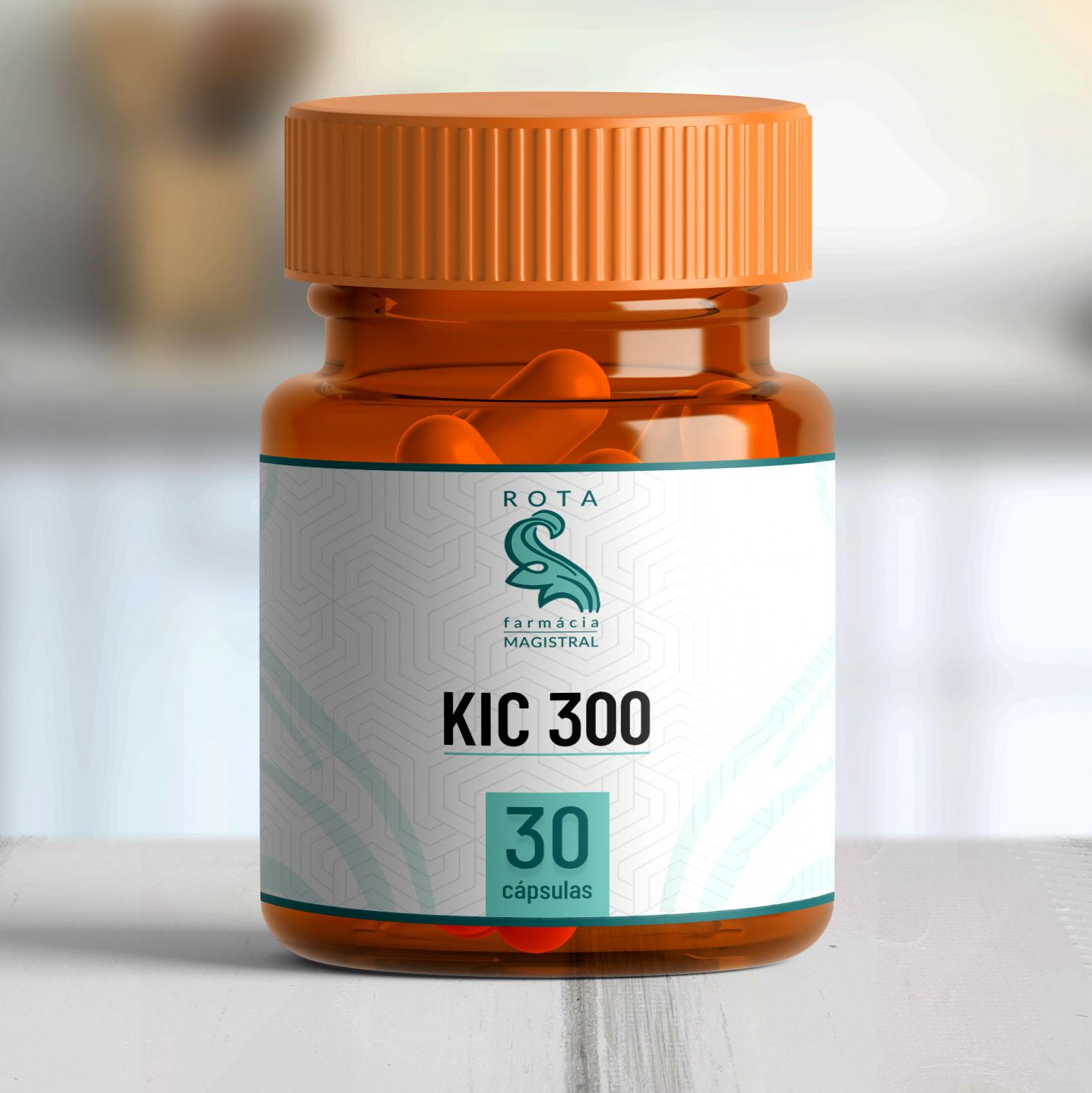 KIC 300 30 cápsulas
