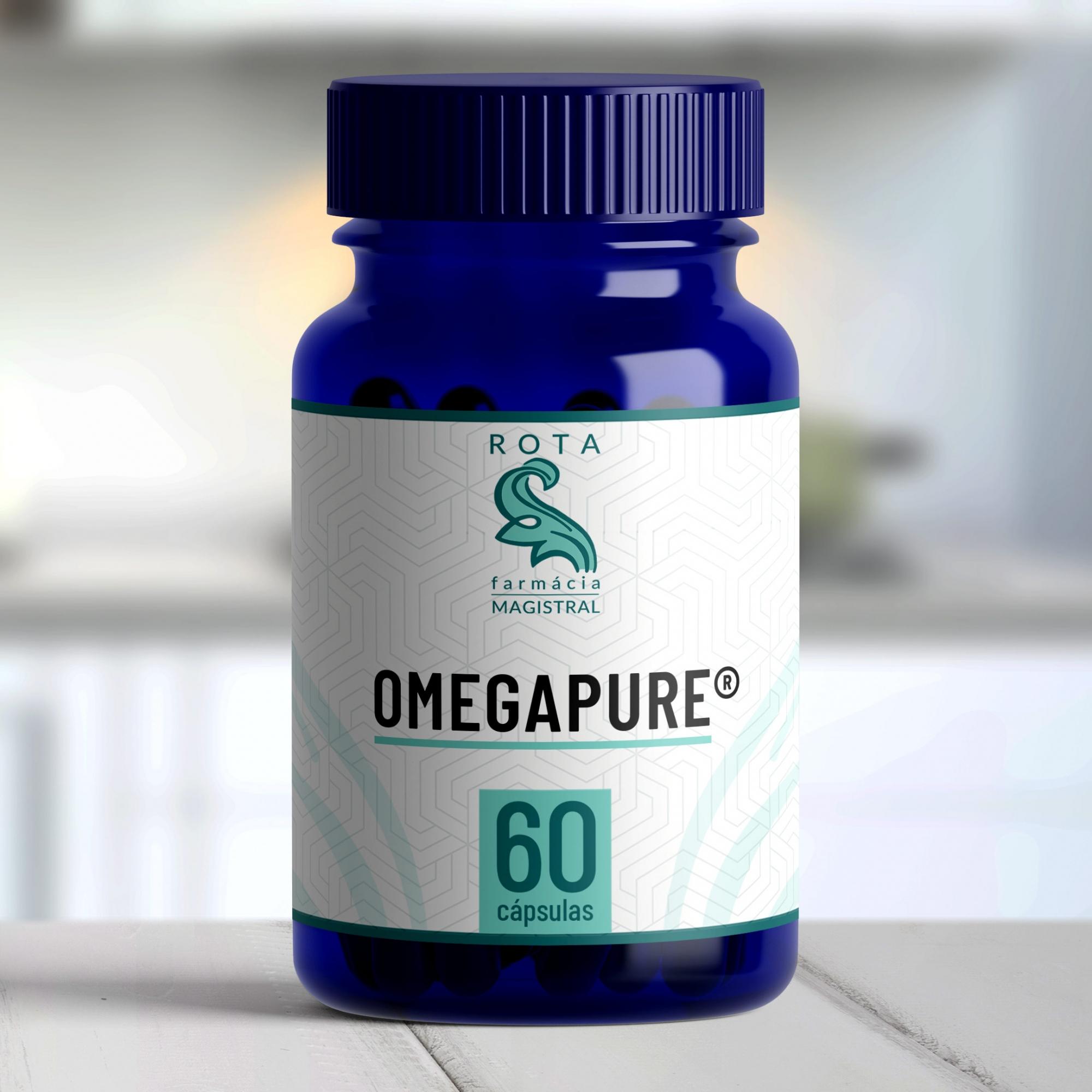 OmegaPURE ® 60 cápsulas
