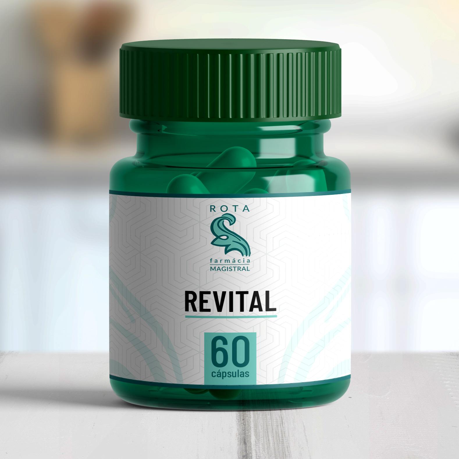 Revital 60 cápsulas