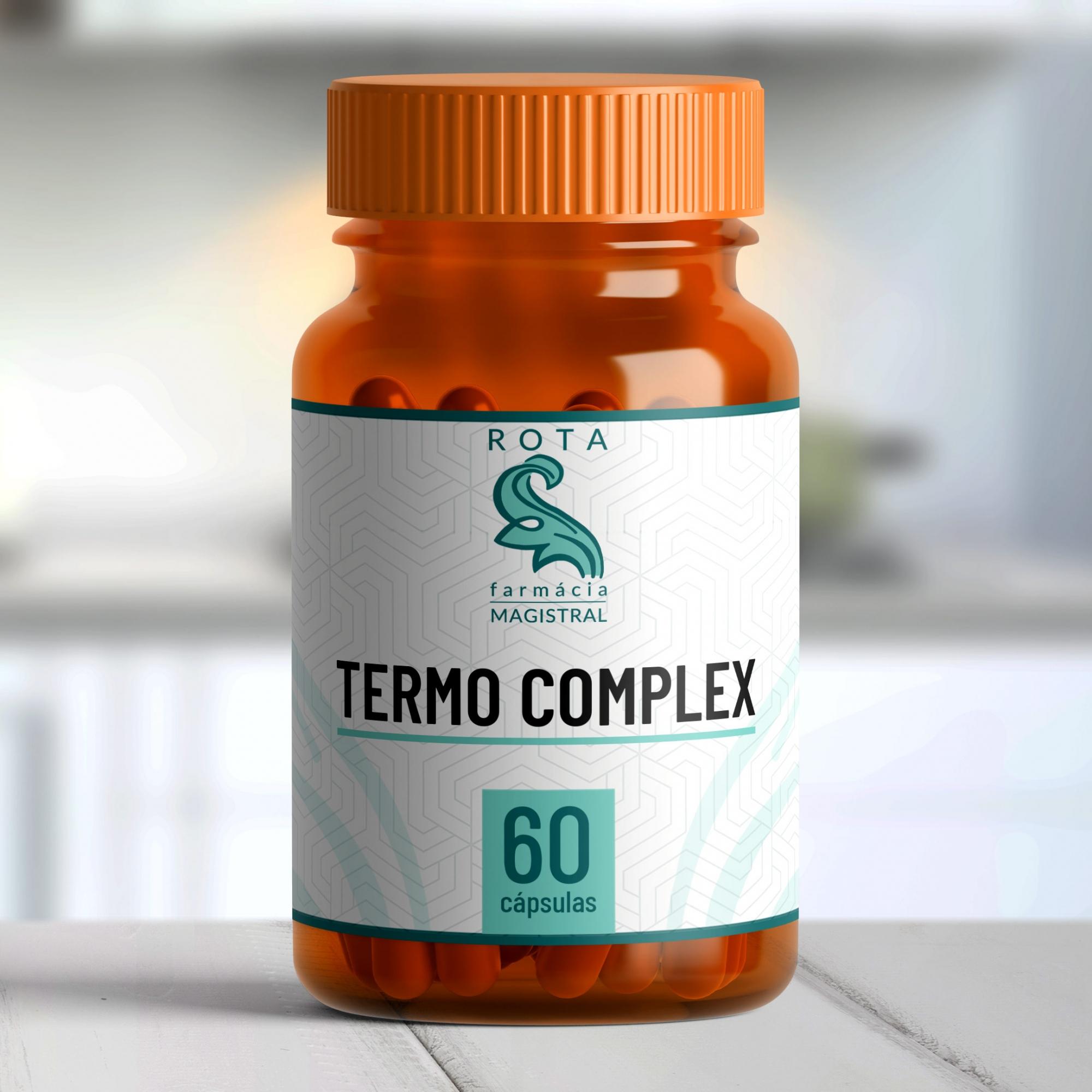 Termo Complex 60 cápsulas