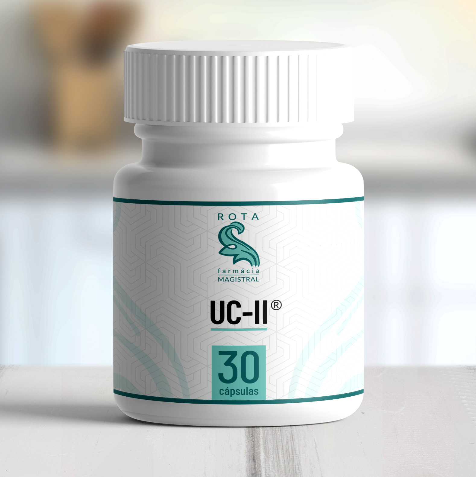 UC-II ® (Colágeno tipo 2) 40mg 30 cápsulas