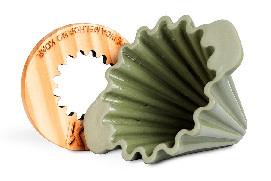 Kit KOAR porcelana + Filtro