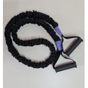 Elástico com Puxador KA SPORTS Roxo Extra Forte