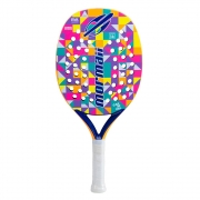 Raquete Beach Tennis Mormaii Carnival