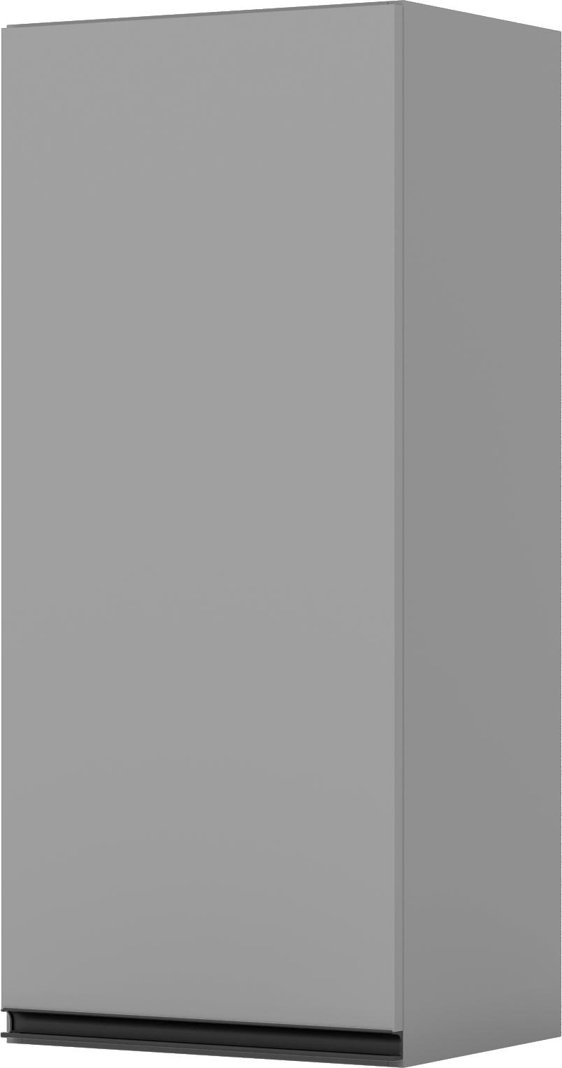 Aéreo 01 Porta 400mm Belize Cinza - Henn
