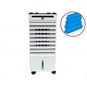 Climatizador De Ar 3em1 6Lt Resfria Umidifica Purifica 110V