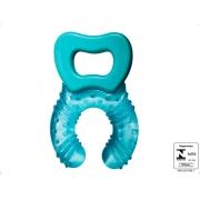 Mordedor Infantil Bebê C/ Água Azul 1225A