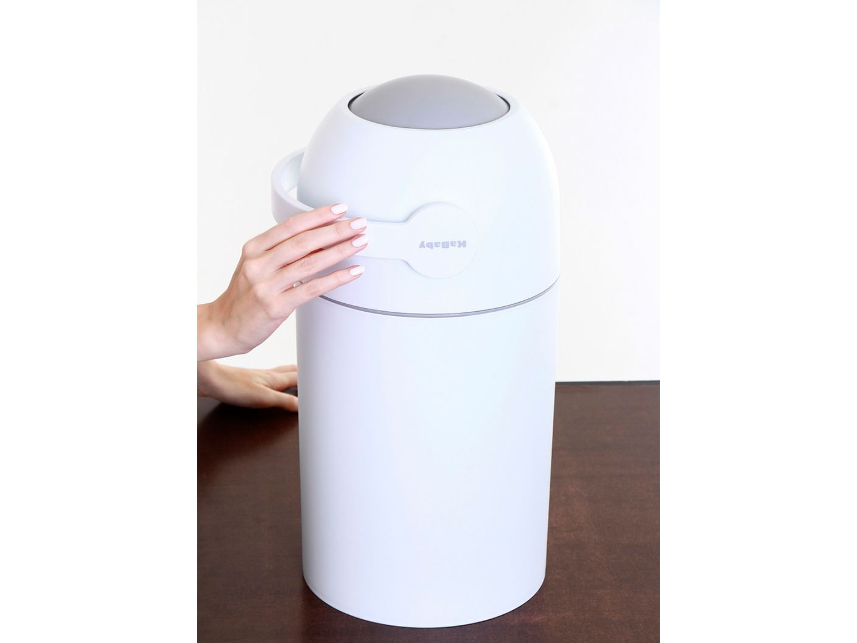 Lixo Mágico Anti-odor Lixeira Bloqueia Cheiro Fraldas Bebe
