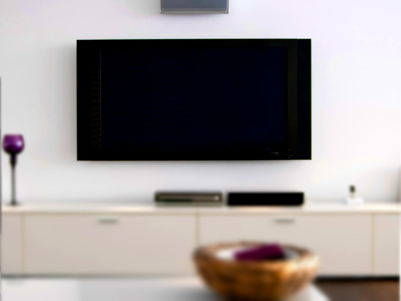 "Suporte Universal Parede Fixo TV 10a71"" LCD/LED/PLASMA/3D"