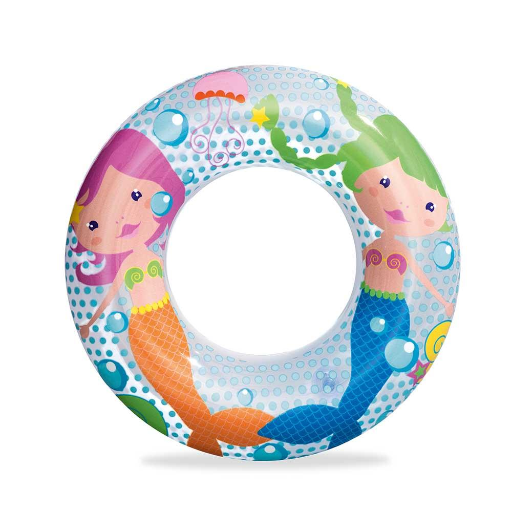 BOIA CIRCULAR INFANTIL 3 a 6 anos SEREIA 51cm - BESTWAY