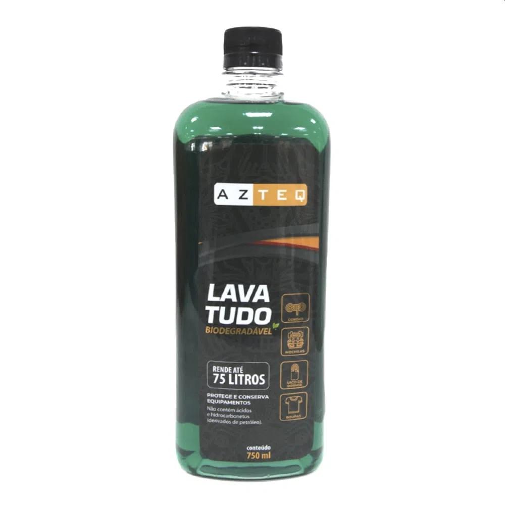 LAVA TUDO 750ml BIODEGRADÁVEL - AZTEQ