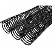4 Espiral encadernação 23mm Preto(140folhas)