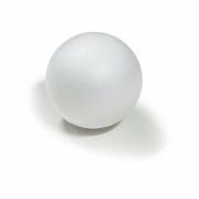 Bola de Isopor 80mm - 5 unid