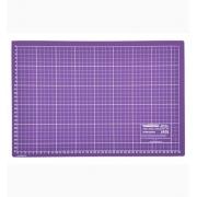 Base de corte Roxo dupla face 30x45 cm