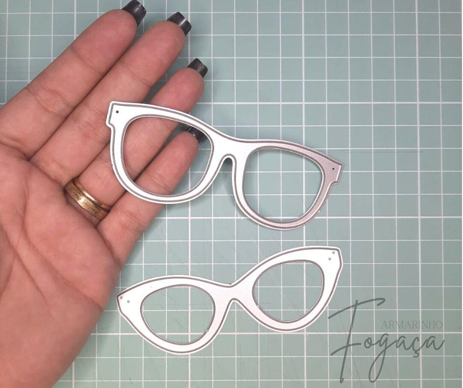 2 Facas de Corte Oculos