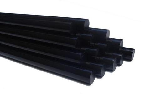 5 Bastao BLACK - Fino de Cola Quente