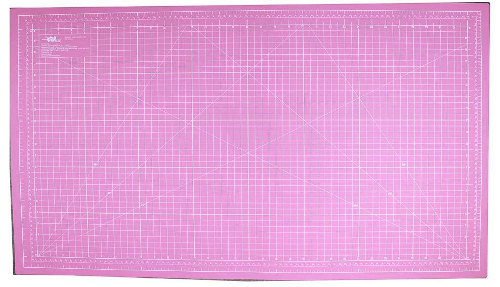 BASE DE CORTE GIGANTE - Rosa - 60x90