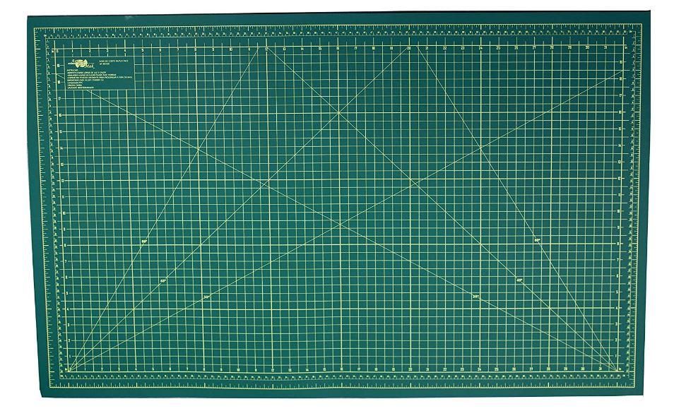 BASE DE CORTE GIGANTE - Verde - 60X90