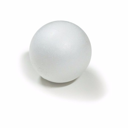 Bola de isopor 100MM maciço