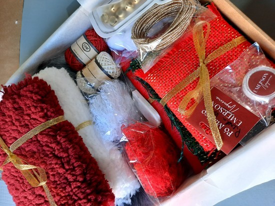 Box de Natal Especial - 22 Itens
