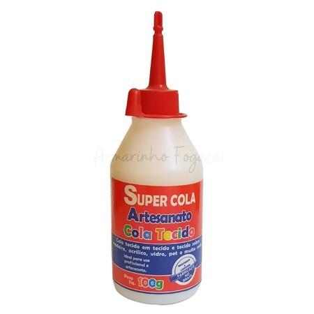 Cola Tecido Permabond 100g