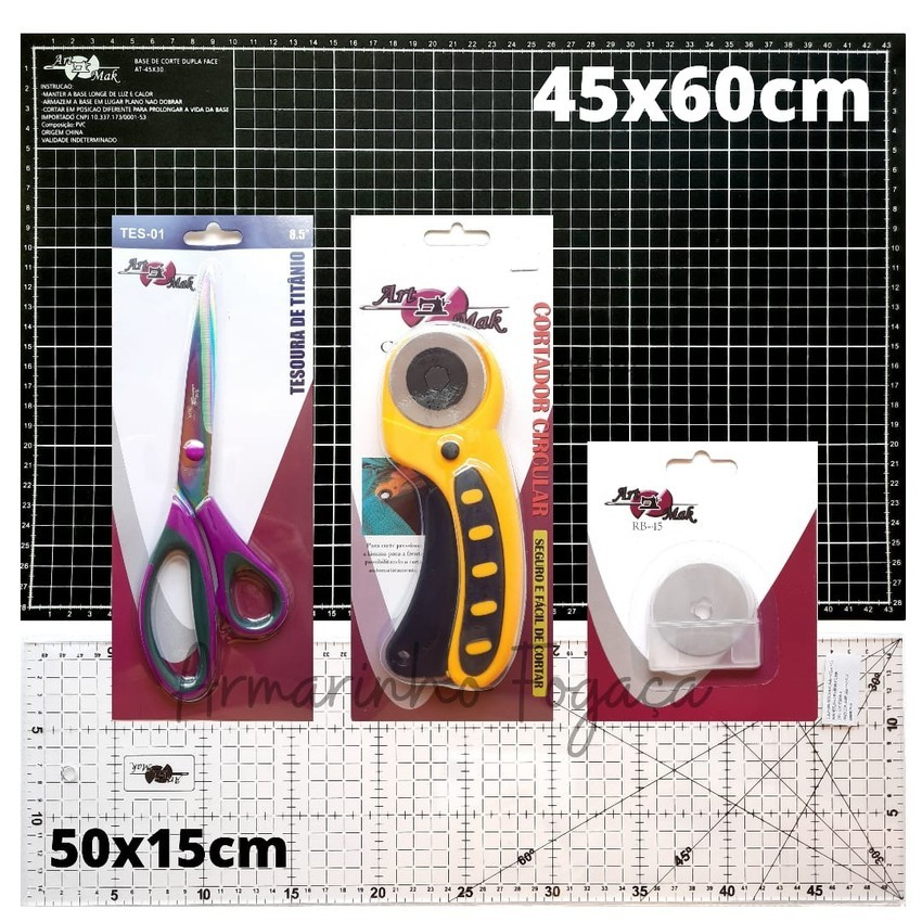 Kit Premium  Base  Black 60x45