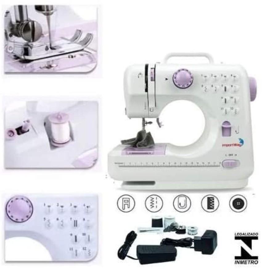 Máquina de Costura Elétrica 12 Pontos