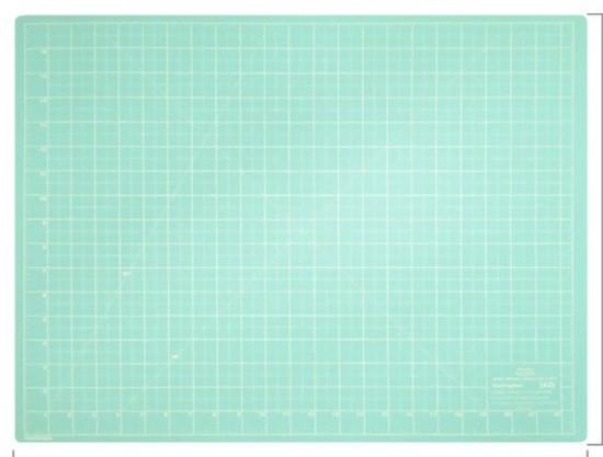 Base de corte Verde Agua Candy - dupla face 45x60CM