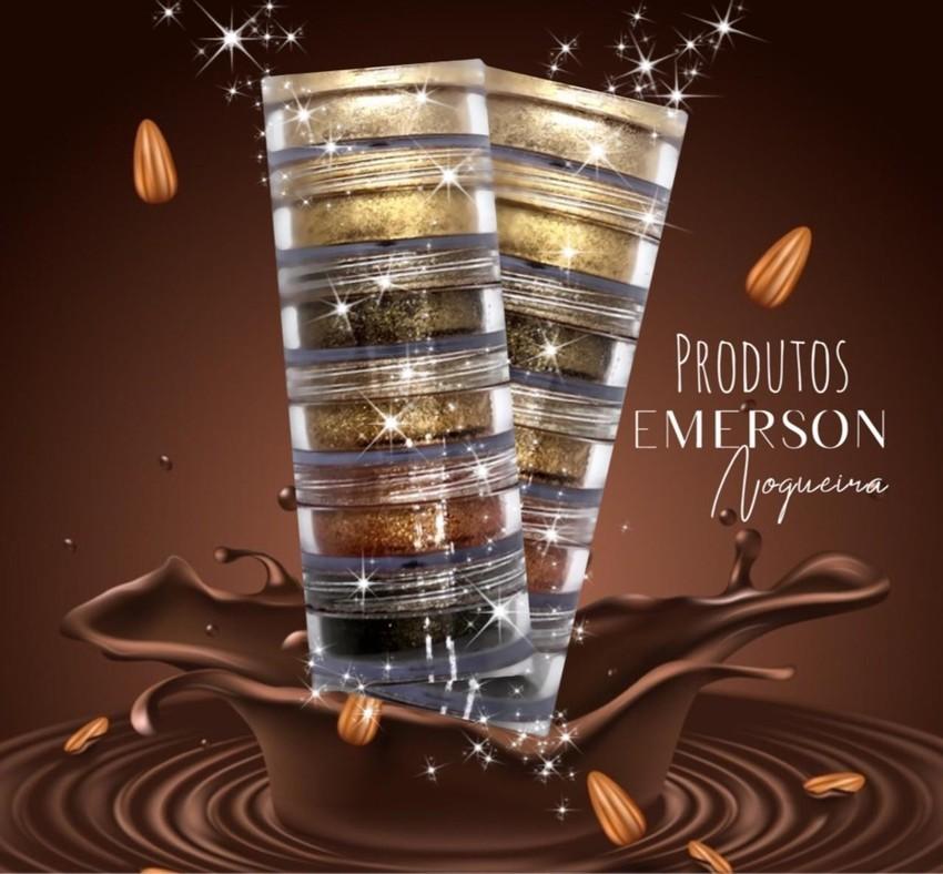 Pó Magico - Kit Chocolate - Emerson Nogueira