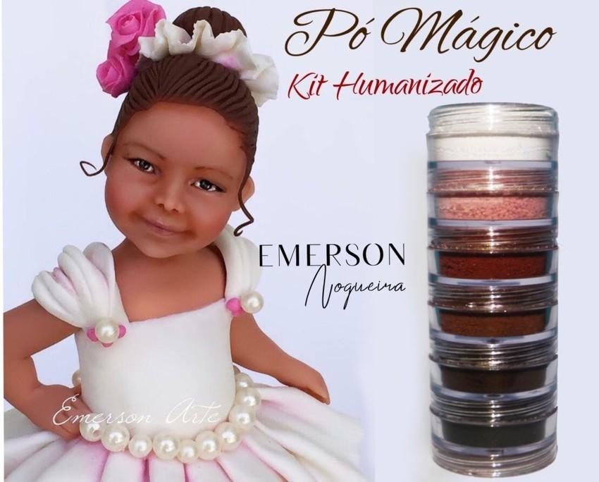 Pó magico - Kit Humanizado - Emerson Nogueira