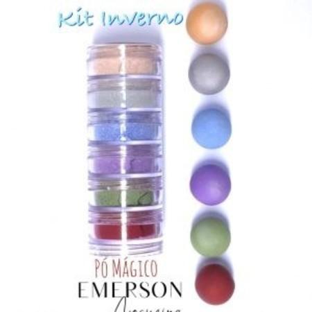 Pó magico Kit Inverno - Emerson Nogueira