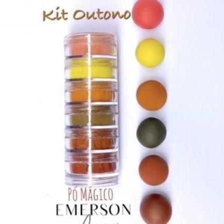 Pó magico Kit Outono - Emerson Nogueira
