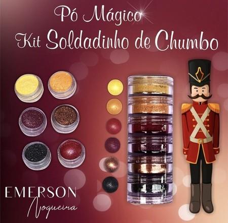 Pó magico - Kit Soldadinho de chumbo - Emerson Nogueira