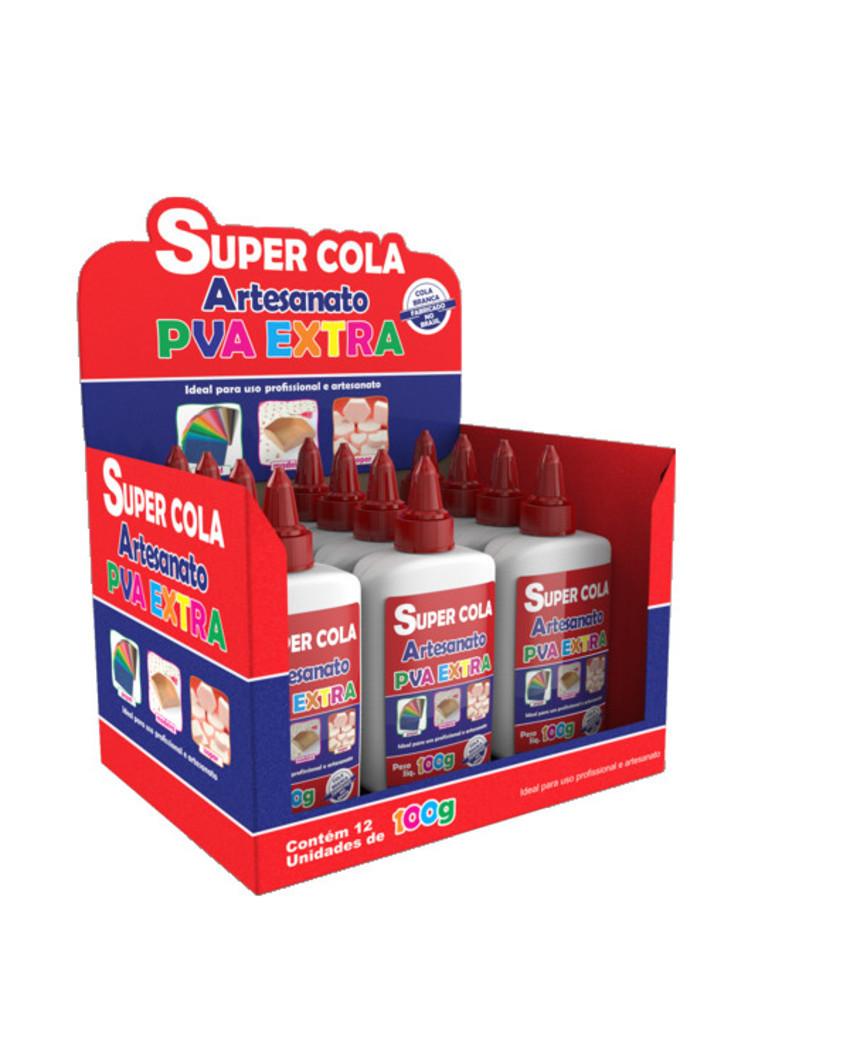 Super Cola Artesanato PVA Extra - 100g
